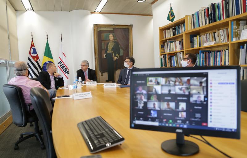 Os dados foram apresentados por Alexandre Martins Cordeiro, superintendente nacional de Habitação Pessoa Jurídica (Suhaj) da CEF, em encontro on-line, promovido pela Fiesp