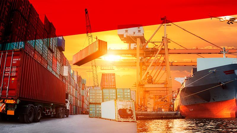 O levantamento destaca a inserção do Brasil nas importações no mercado global