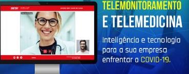 Plataforma de teleatendimento e telemedicina visa minimizar a contaminação entre os colaboradores