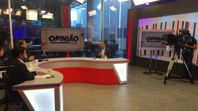 O presidente da Fiesp apontou a necessidade de se votar com rapidez as reformas estruturais para consolidar a retomada econômica e disse que, com a chegada de insumos, a vacinação vai acelerar