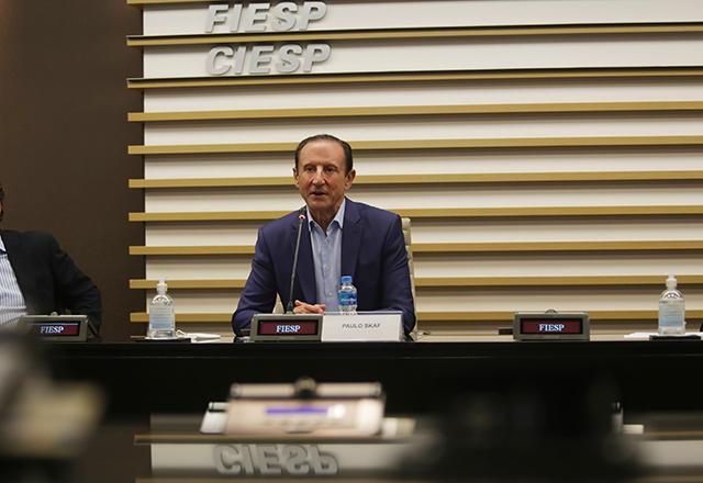Em artigo publicado no Poder 360, o presidente Paulo Skaf, da Fiesp e do Ciesp, abordou o caminho para o país voltar a crescer