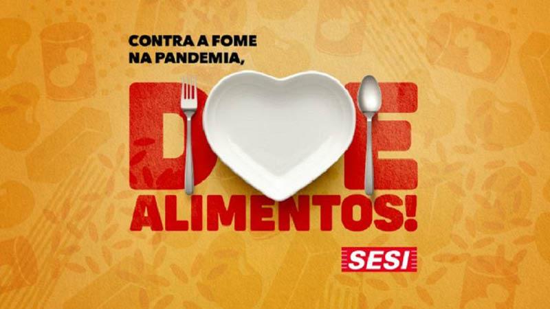 A mobilização começa nesta terça-feira , 23/3, e tem como objetivo recolher o máximo de alimentos não perecíveis em todo o estado de São Paulo. As escolas do Sesi-SP receberão as doações das 8h às 17h, de segunda a sexta-feira