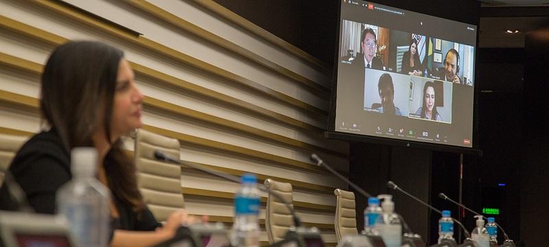 Essas questões foram abordadas pela secretária nacional do consumidor, Juliana Oliveira Domingues, enfatizando a vulnerabilidade do consumidor na era digital