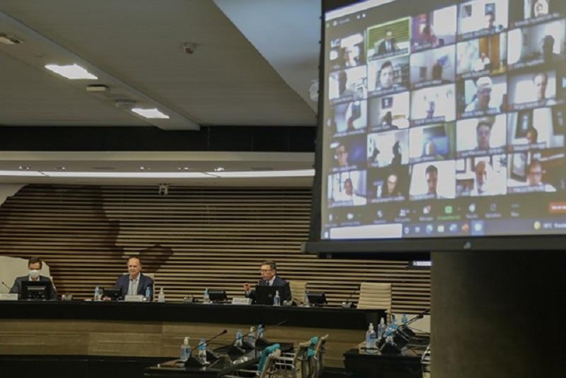 João Dornellas e consultores adiantaram e debateram as tendências para o setor de alimentos