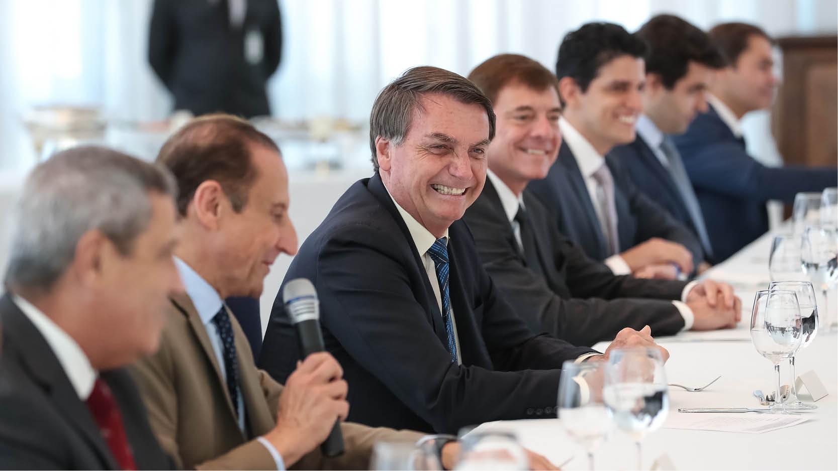 Presidente da Fiesp e do Ciesp participou, junto com membros do Conselho Diálogo pelo Brasil, de encontro com chefes do Executivo, Legislativo e Judiciário