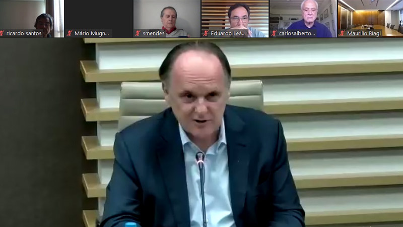 Efeitos da atual conjuntura mundial foram debatidos em videoconferência organizada pela Fiesp
