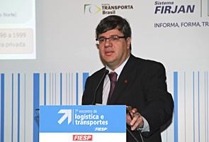 Rodrigo Vilaça, presidente-executivo da Associação Nacional dos Transportadores Ferroviários (ANTF