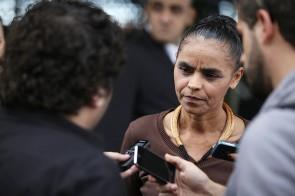 Marina Silva, ex-ministra do meio-ambiente, que participou do TEDxRio+20