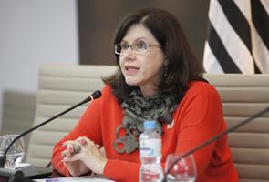 Maria do Pilar Lacerda, professora de História