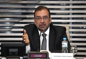 Fernando Marcondes, presidente do IBDiC. Foto: Ayrton Vignola