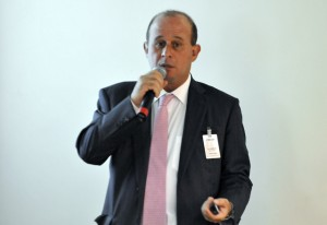 Alexandre Figliolino, diretor comercial do Itaú BBA. Foto: Everton Amaro