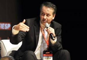 Telecom - Sérgio Quiroga. Foto: Everton Amaro