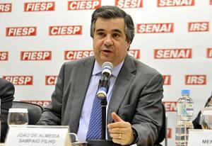 Reunião Cosag/Fiesp. João Almeida Sampaio. Foto: Everton Amaro