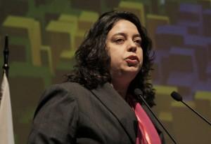 Construbusiness 2012 - Claudia Viegas, da LCA. Foto: Julia Moraes