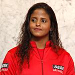 Etiene Pires Medeiros, atleta de natação do Sesi-SP. Foto: Junior Ruiz