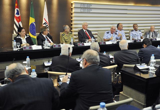 Reunião Comdefesa/Fiesp 04/03/;2013 - Foto: Everton Amaro