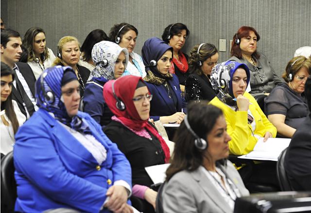 Rodada de Negócios com Empresárias Turcas. Foto: Helcio Nagamine