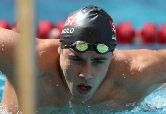 Thiago Pereira: mais experiente e em busca da medalha que falta. Foto: Satiro Sodré/CDBA