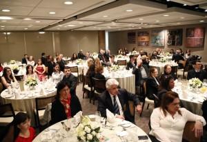A cerimônia de formatura de pós-graduação em Gestão Sindical da Trevisan Escola de Negócios. Foto: Julia Moraes/Fiesp