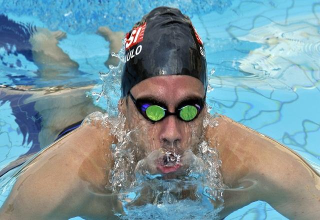 Pereira: mais confiante para encarar a piscina em Barcelona. Foto: Helcio Nagamine/Fiesp
