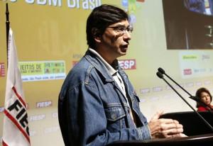 Pochmann: Brasil em destaque na superação das metas. Foto: Julia Moraes/Fiesp