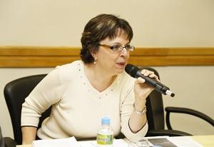 Maria Concepción: novidades da legislação que afetam o setor têxtil. Foto: Julia Moraes/Fiesp