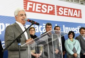 Vicioni: Senai-SP é exemplo de busca pela perfeição. Foto: Ayrton Vignola/Fiesp