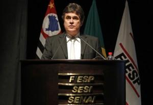 """Roriz Coelho: """"Precisamos discutir propostas para reindustrializar o Brasil"""". Foto: Helcio Nagamine/Fiesp"""