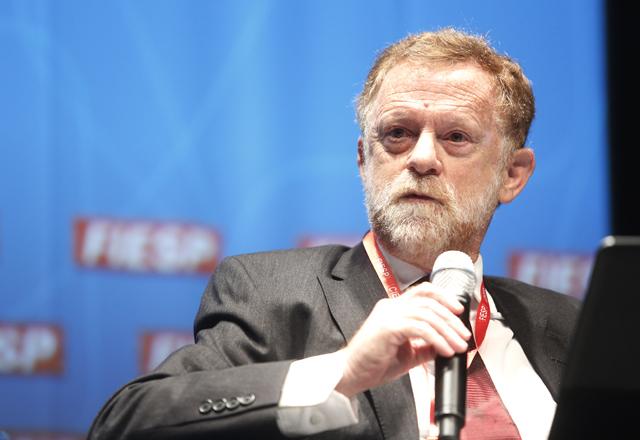 """Bielschowsky no seminário da Fiesp: """"Temos que adotar politicas industriais ativas"""". Foto: Everton Amaro/Fiesp"""
