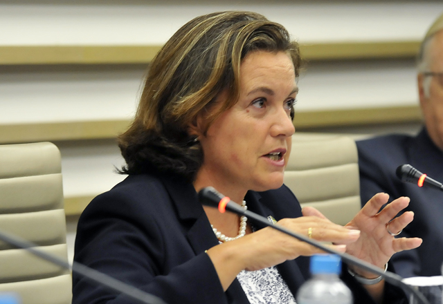 Ana: importância do Brasil como parceiro comercial para a União Europeia em debate. Foto: Helcio Nagamine/Fiesp