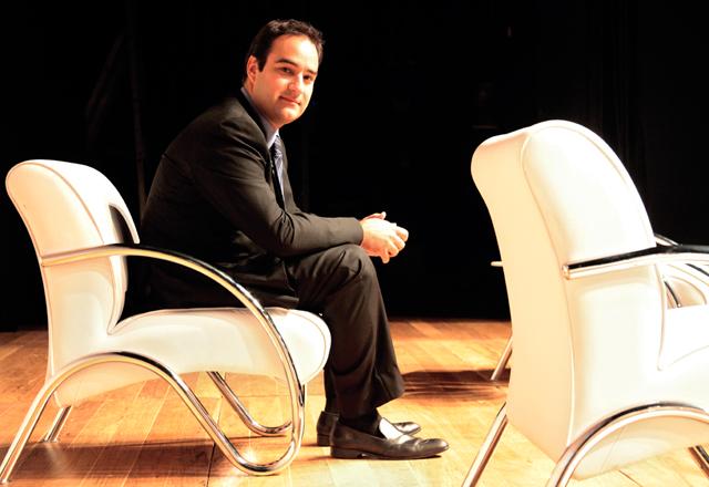 """Gomide: """"Vamos desmistificar a Fiesp"""", diz diretor titular do CJE na federação. Foto: Julia Moraes/Fiesp"""