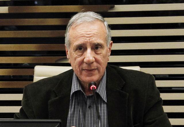 """Nelson Pereira dos Reis: """"A questão dos recursos hídricos é fundamental"""". Foto: Beto Moussalli/Fiesp"""
