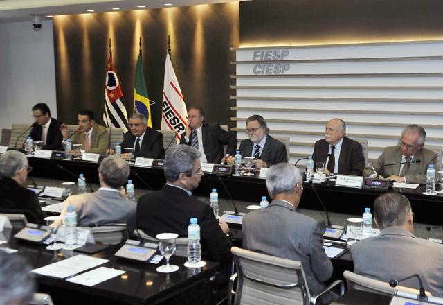 A reunião do Conic: universidades, empresas e cultura empreendedora em debate. Foto: Beto Moussalli/Fiesp