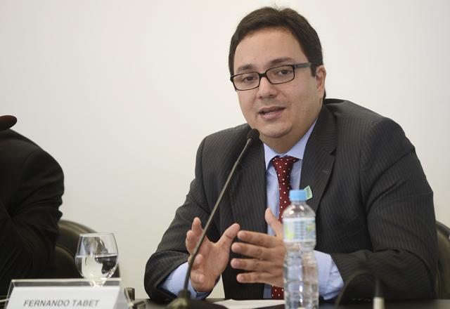 Tabet: discussão sobre o conceito de sustentabilidade na reunião do Dejur. Foto: Everton Amaro/Fiesp