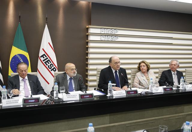 A reunião do Consea: protagonismo brasileiro na América do Sul em debate. Foto: Tâmna Waqued/Fiesp