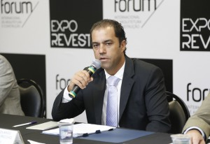Auricchio:  Brasil na segunda posição em produção e consumo de revestimento no mundo. Foto: Everton Amaro/Fiesp