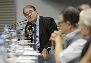 Barros: não rebaixamento do país por agência de classificação de risco. Foto: Everton Amaro/Fiesp
