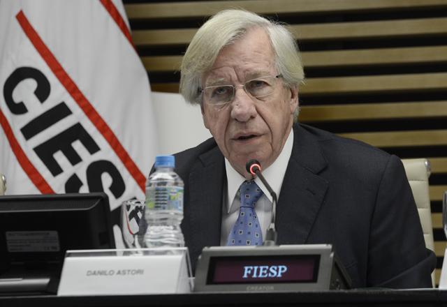 """Astori:  destaque para as áreas de """"tecnologia da informação e serviços financeiros"""" no Uruguai. Foto: Helcio Nagamine/Fiesp"""