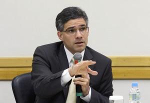 Araújo: pedido de acesso restrito a informações públicas pode ensejar penalidades. Foto: Helcio Nagamine/Fiesp