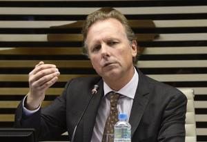 """Zanotto: """"É fundamental que as indústrias de São Paulo e do Brasil avancem com os europeus em inovação e tecnologia"""". Foto: Helcio Nagamine/Fiesp"""