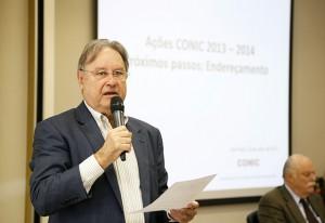 Loures: discussão das políticas de apoio à inovação. Foto: Tâmna Waqued/Fiesp