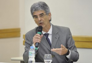 "Waltenberg: crítica à ""forte interferência governamental"". Foto: Beto Moussalli/Fiesp"