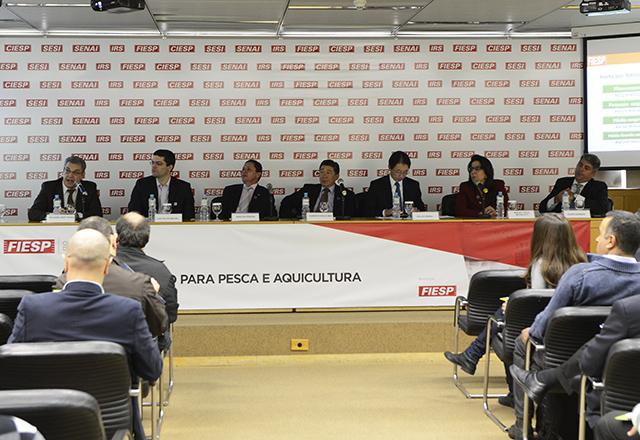 Os debates da tarde desta sexta-feira (15/08) no seminário: inovação nos processos. Foto: Helcio Nagamine/Fiesp