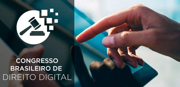 Imagem CONGRESSO BRASILEIRO DE DIREITO DIGITAL