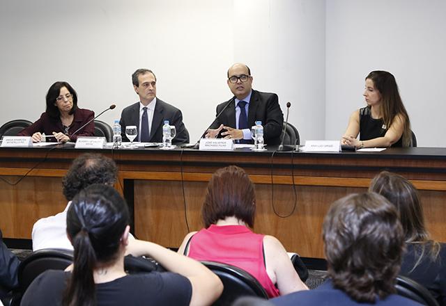 Grupo de Estudos de Direito Ambiental da Fiesp/Ciesp se reuniu na última quarta-feira. Foto: Ayrton Vignola/Fiesp