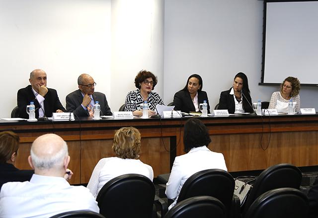 Comitê de Responsabilidade Social da Fiesp debateu bem-estar de funcionários. Foto: Everton Amaro/Fiesp