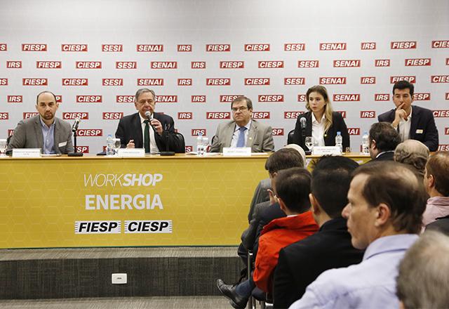 Workshop na Fiesp sobre o futuro dos carros elétricos no Brasil. Foto: Helcio Nagamine/Fiesp