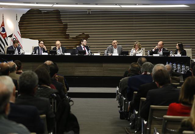 Workshop na Fiesp sobre o novo marco das agências regulatórias. Foto: Helcio Nagamine/Fiesp