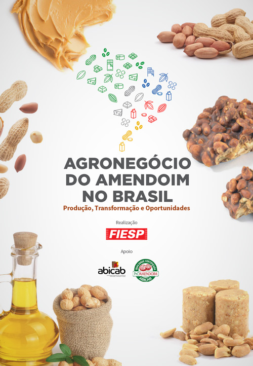 Capa Amendoim
